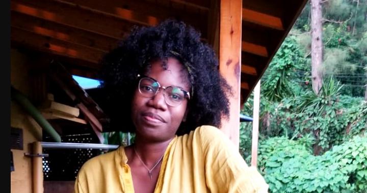 Kannelle HUGHES (Etudiante de l'UA en mobilité à l'UWI)