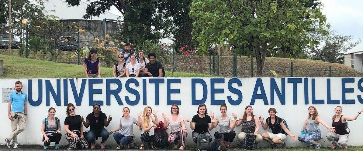 Visite d'une délégation de l'Université de Tübingen, Allemagne